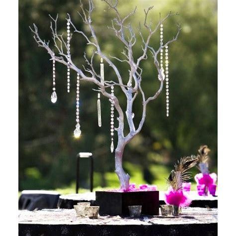 arbres de mariage centre de table ou simple d 233 coration