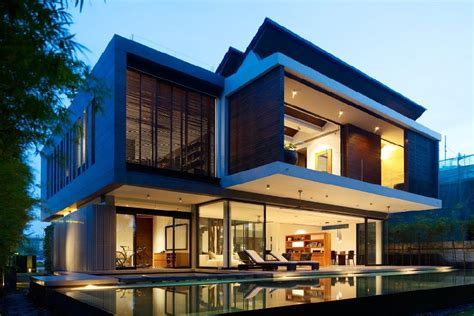 Tropical Home Style : Beautiful Tropical House Design And Ideas