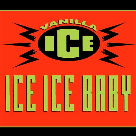 Ice Ice Baby Album Cover by Test Your Knowledge On Popular 90s Songs Proprofs Quiz