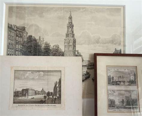 Scheepvaartmuseum Amsterdam Collectie by Collectie Kopergravures Amsterdam Op Het Hoogtepunt Van