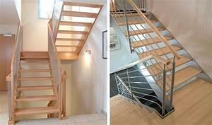 Stahl Holz Treppe : k r treppen gmbh treppen treppenbau holztreppen metalltreppen steintreppen ~ Markanthonyermac.com Haus und Dekorationen