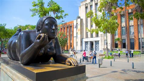 Tile Deals by Botero Square Sculpture Park In Medellin Expedia