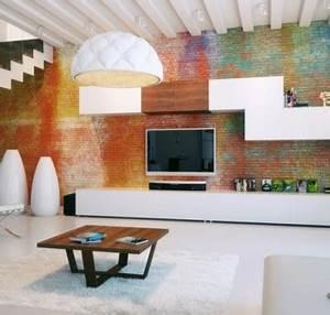Ideen Zur Raumgestaltung : 70 ideen f r wandgestaltung beispiele wie sie den raum aufwerten ~ Markanthonyermac.com Haus und Dekorationen