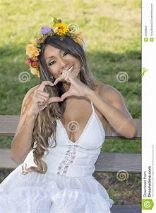 Young Woman In Love Stock Photo - Image: 47608660
