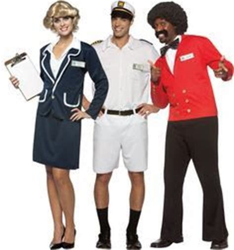 Isaac Bartender Love Boat Costume by Isaac The Love Boat Costume 80 S Costume Party