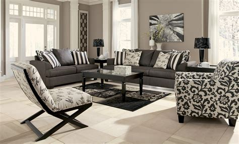 levon charcoal living room set from 73403 coleman furniture