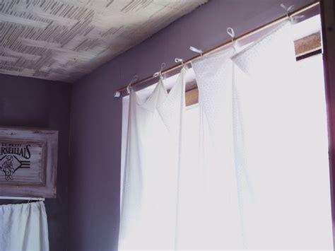 rideaux salle de bain photo de couture paisible maison