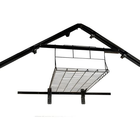 suncast 3 ft 7 in x 2 ft 1 2 in metal shed loft kit