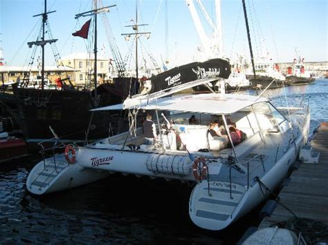 Catamaran And Cape Town by Tigresse Catamaran Cape Town Central All You Need To