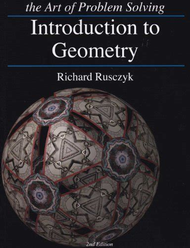 Buy Special Books  Art Of Problem Solving Introduction To Geometry Textbook And Solutions