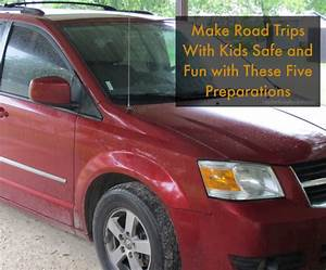Make Road Trips with Kids Safe and Fun - DIY Interactive ...