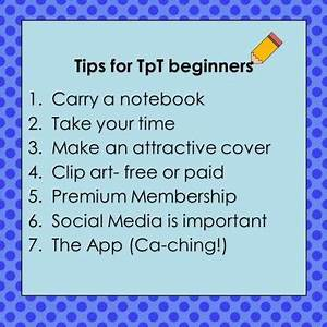 A year on TpT ……some things I've learned | Tips for TpT ...