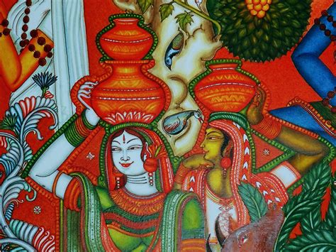 portfolio kerala mural paintings