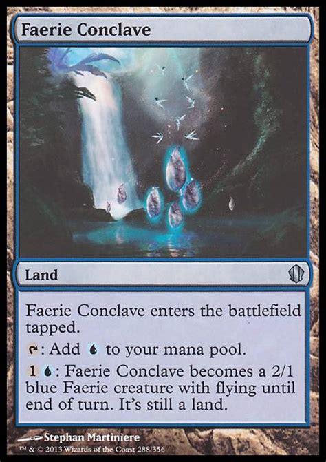 faerie conclave mtg card