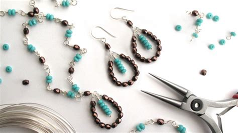 Jewelry Making Wire Wrapping For Beginners  Courses Quality