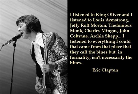 9 Eric Clapton Quotes With Photos