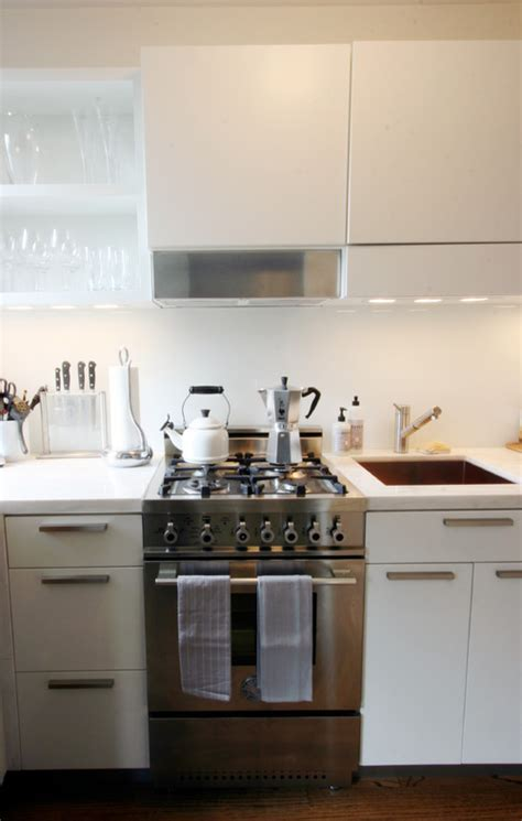 Kitchen Sink Makers by 10 Big Space Saving Ideas For Small Kitchens