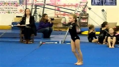 level 3 gymnastics floor routine 9 2 score