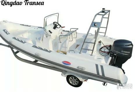 Inflatable Boat Outboard by Ce Certificate Rigid Inflatable Boat With Outboard Engine