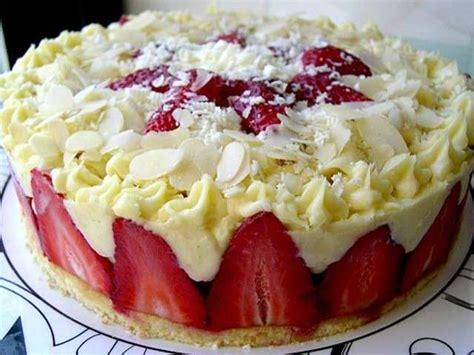 les meilleures recettes de fraisier et cr 232 mes