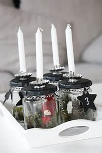 Adventskranz Modern Selber Machen : skandinavischer adventskranz im glas lavendelblog ~ Markanthonyermac.com Haus und Dekorationen