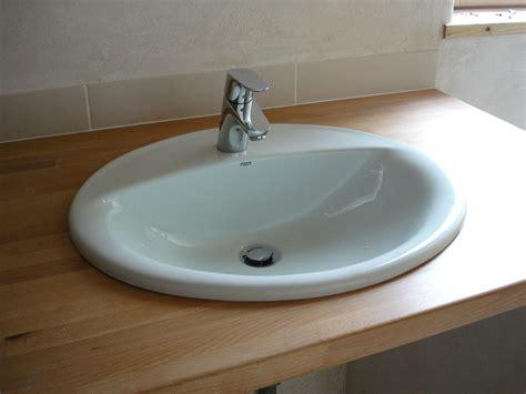 lavabo encastrable salle de bain