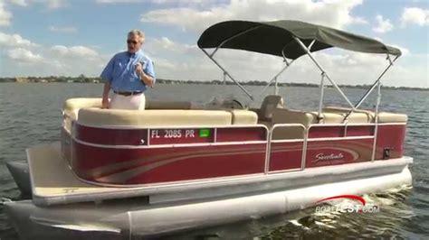 Sw Boat Video sweetwater sw 2286 test 2014 by boattest youtube