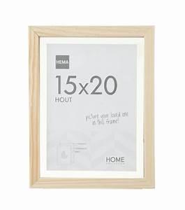 Fotos 15x20 Bestellen : fotolijst 15 x 20 cm hema ~ Markanthonyermac.com Haus und Dekorationen
