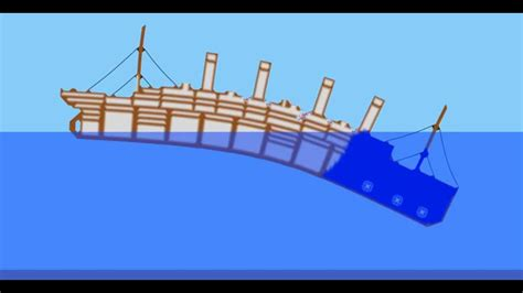 sinking simulator rms lusitania update