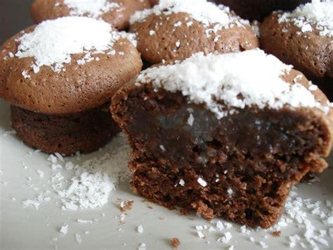 muffins chocolat fourr 233 s 224 la noix de coco ses desserts