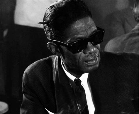 The Legend Lightnin Hopkins Was Born In 1912