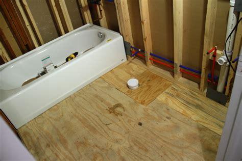 bathroom subfloor material universalcouncil info