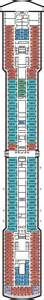 zuiderdam navigation deck deck plan zuiderdam deck 8 deck layout