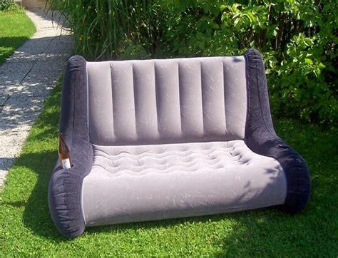 Sofa Aufblasbar Couch Lounge Luftbett Matratze Intex Ebay