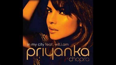 Priyanka Chopra's New (debut) Song Feat Will.i.am