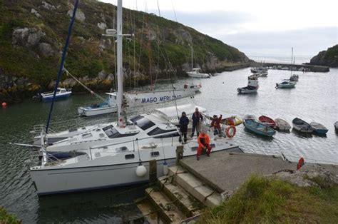 Catamaran Sailing Tuition by Porth Clais Catamaran Training Multihull Tuition Rya