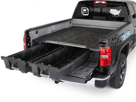 2008 chevy silverado 1500 decked truck bed storage system truck bed organizer realtruck