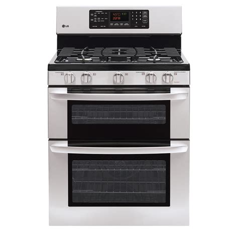 gas oven oven gas range stainless steel