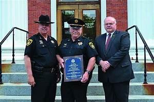 Wayne County officer receives state Sheriffs' Association ...