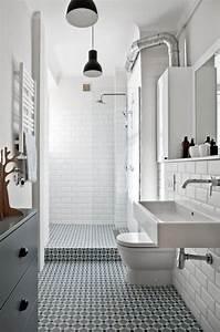 Vintage Fliesen Bad : a vintage and modern mix in warsaw tile pinterest badezimmer bad und fliesen ~ Markanthonyermac.com Haus und Dekorationen