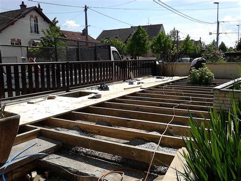 r 233 alisation d une terrasse bois 2