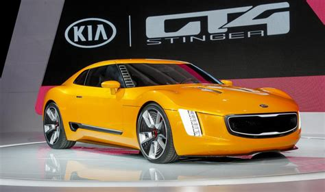 There Is Now A Kia Sports Carshocking Photos And Details