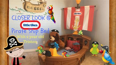Little Tikes Boat Bed by Bedroom Perfect Little Tikes Pirate Bed For Your Kids