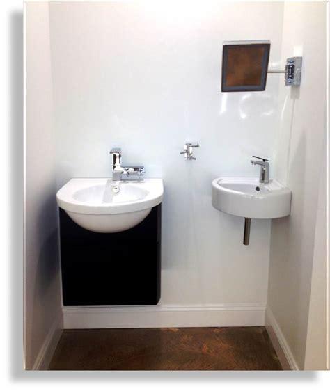 mini corner sink bathroom house decor ideas