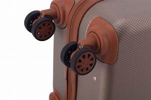 Rollkoffer Rucksack Kombination : preiswerter koffer wannsee 2er kofferset champagner g nstig ~ Markanthonyermac.com Haus und Dekorationen