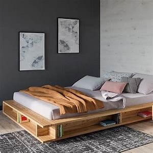 Regal über Bett : holzconnection betten nach ma de ~ Markanthonyermac.com Haus und Dekorationen