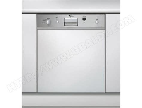 whirlpool adg688ix lave vaisselle integrable 60 cm whirlpool livraison gratuite