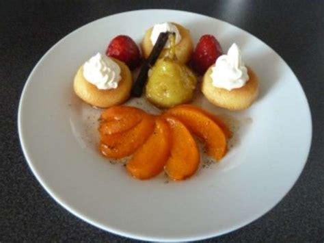 recettes de dessert a l assiette
