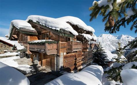 chalet pearl ski lodge promises a breathtaking in the alps