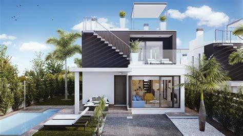 Te Koop Huizen by Moderne Huizen Te Koop Orihuela Costa Spanje Spanje Specials